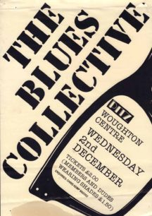 The Blues Collective [poster]