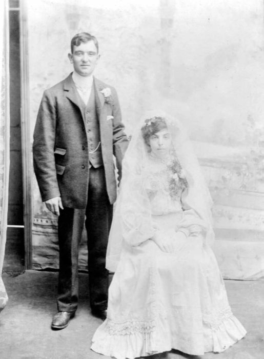 George Shean and Edith French married 1904