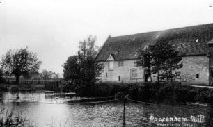 Passenham Mill