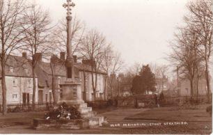 War Memorial, Horsefair Green, Stony Stratford