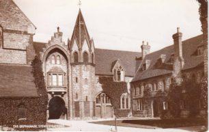 Fegan's Orphanage, Stony Stratford