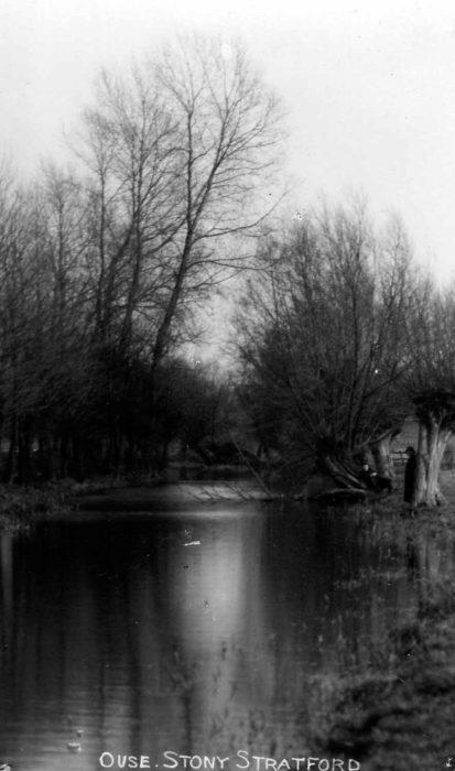 River Ouse, Stony Stratford