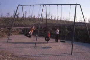 Play facilities in Springfield Oct 1977