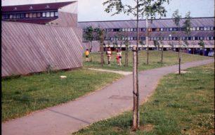 Fullers Slade housing