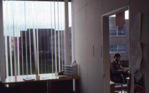 BM's office area Downs Barn 1983