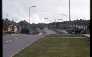 Whaddon Way, junction with Whalley Drive