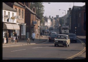 High Street, Newport Pagnell