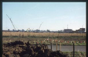 Construction at Cotton Valley