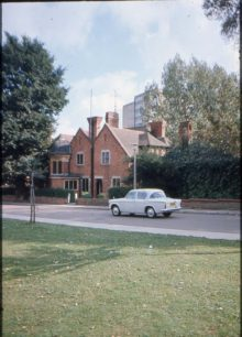 The Elms, Green Lane, Wolverton