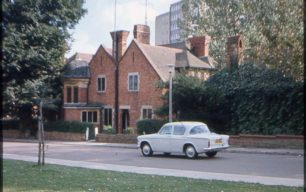 The Elms, Green Lane, Wolverton