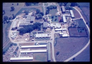 Aerial view of Walton