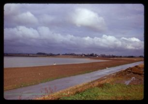 Early view of Willen Lake North