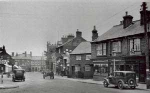 Aylesbury St, Pre War