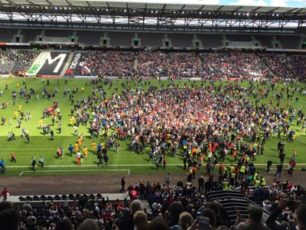 A Dons Supporters story - Lesley