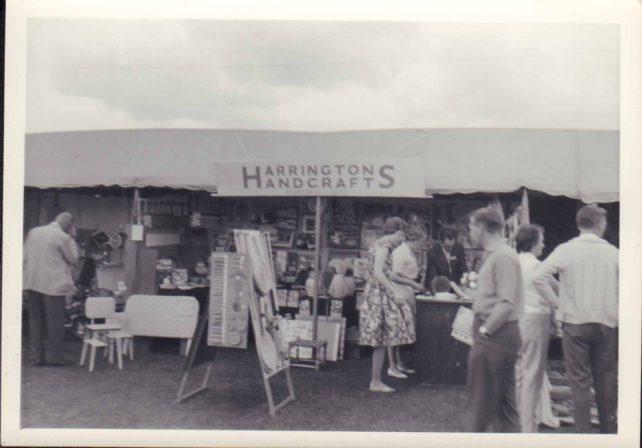 Photo of Harrington's Stall