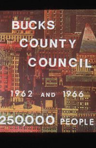 Title Slide - Bucks County Council