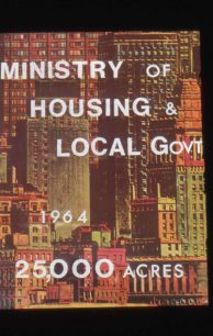 Title Slide - Ministry of Housing