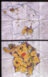 Maps - existing and planned