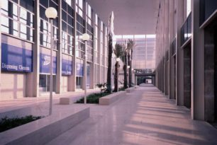CMK shopping building interior