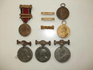 Six Kings Medals