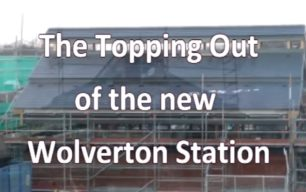 Week 6: TOPPING OUT WOLVERTON STATION