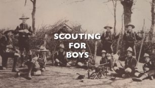 Week 8: SCOUTING FOR WOLVERTON BOYS