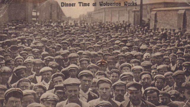 Dinner Time at Wolverton Works