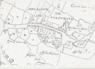 Maps of Great Linford and area