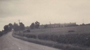Council houses in Great Linford