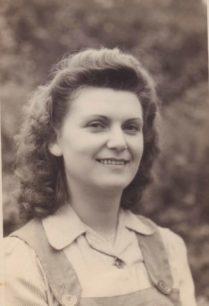 Doris May Hefferon