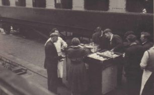 Wolverton Works refreshment trolley