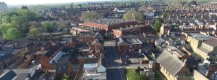 Week 15:  A DRONE'S EYE VIEW OF WOLVERTON