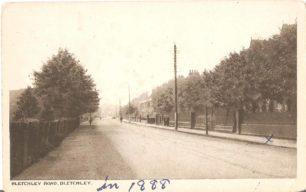 Bletchley Road, Bletchley