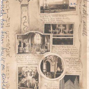 Souvenir of St Martin's Church Fenny Stratford
