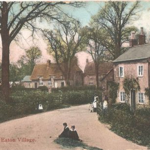 Water Eaton Village, Bletchley