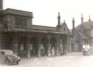 Photographs of Bletchley Railway Station