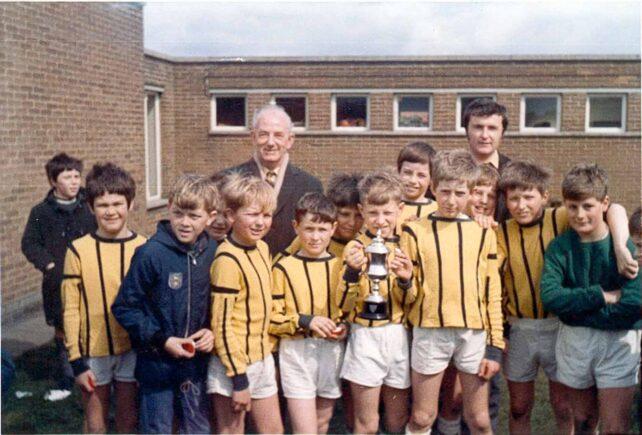 Football Team - 1970