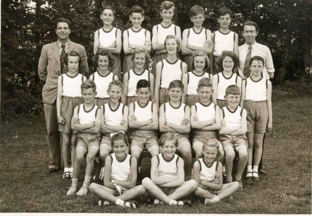 District Sports - 1956/57