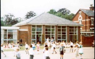 Country Dancing, Infants, formation dancing - 1980