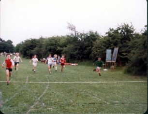Sports Day - 1982