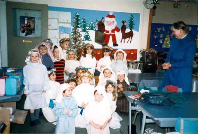 Christmas Play - 1985