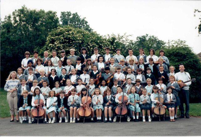 Music Group - 1990