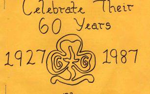 First Fenny Stratford Guides 60 year celebration