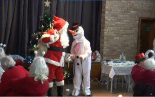 Week 52: WOLVERTON SENIOR CITIZENS' CHRISTMAS PARTY