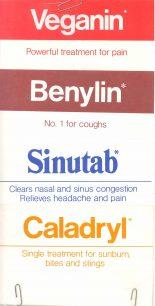 Labels of medicines