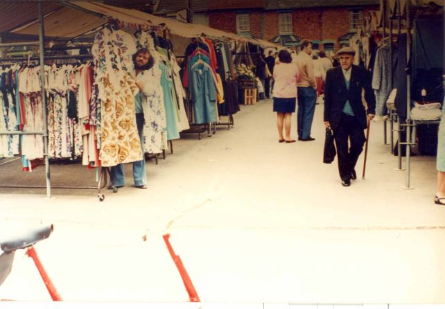 Albert St. Market