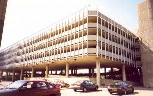 Bletchley multi-storey car park