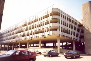Bletchley multi-storey car park