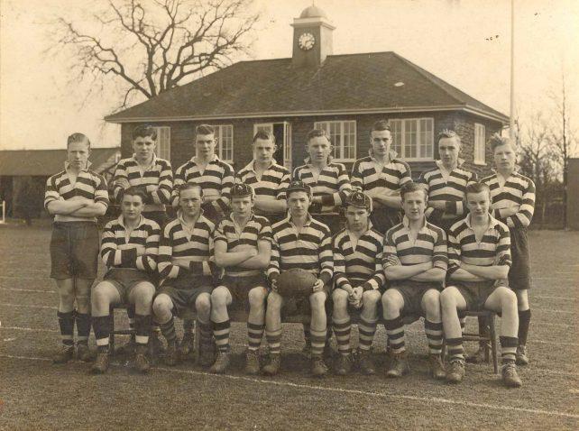 Cedars School Rugby XV 1939