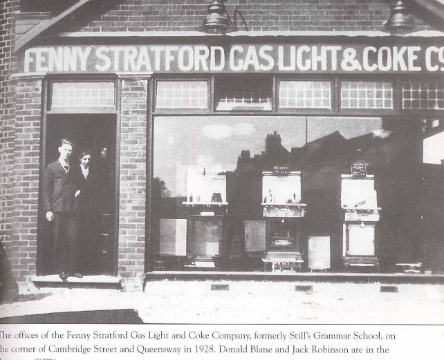 The Fenny Stratford Gas Light and Coke Co